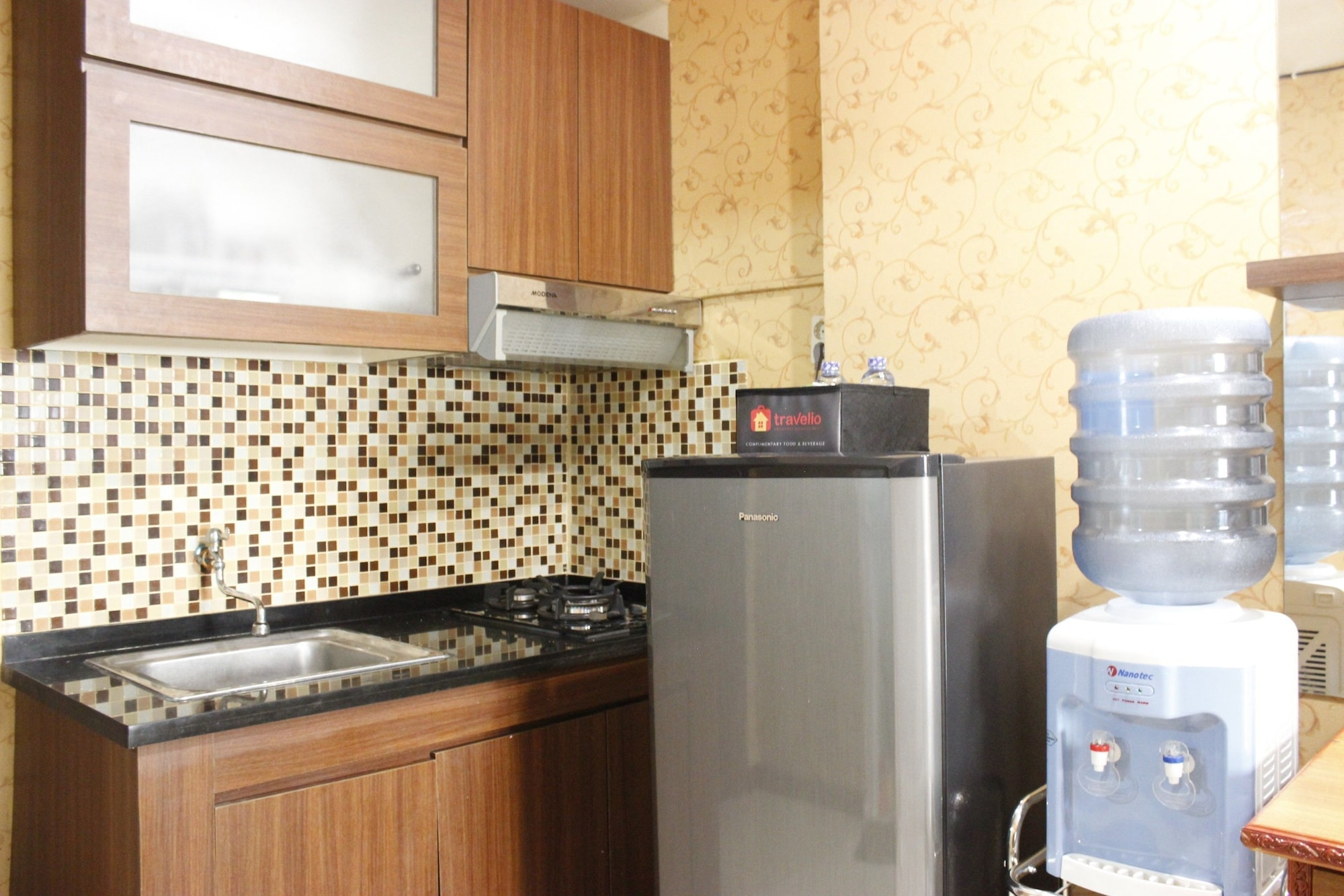 Compact 2BR The Suites @Metro Apartment, Bandung