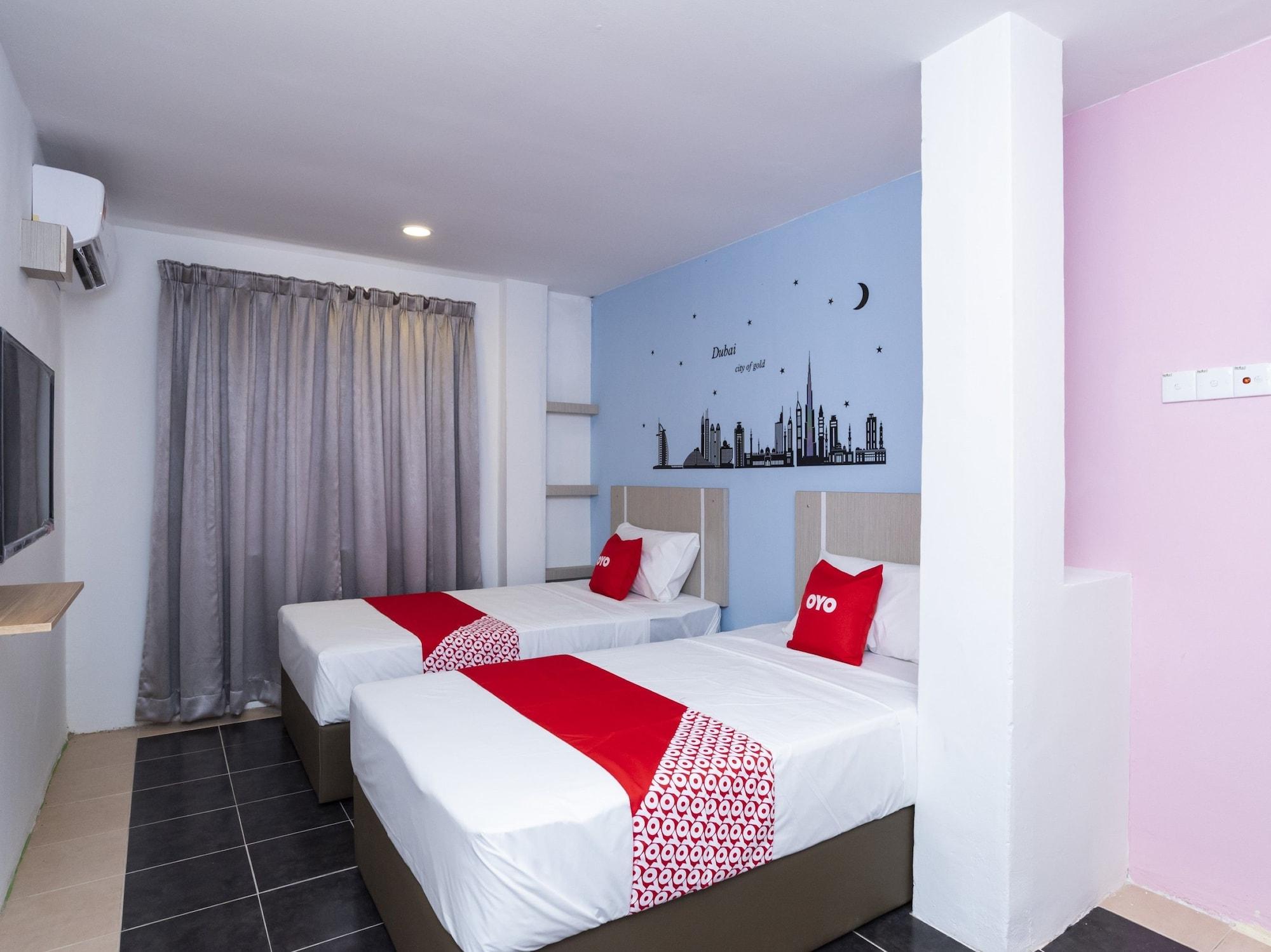 OYO 44108 GOOD 2 STAY HOTEL, Kota Melaka