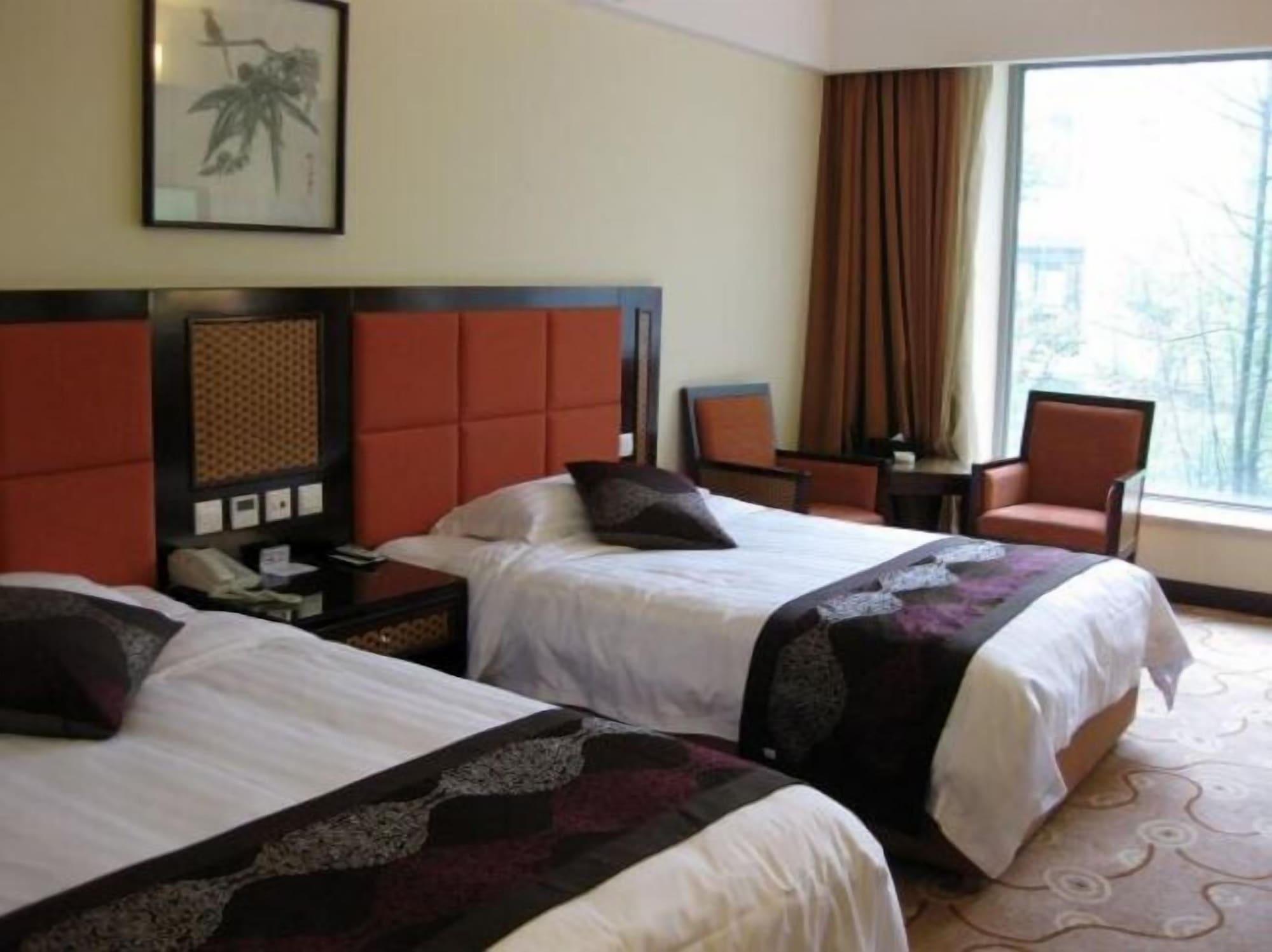 Qiliping Huasheng Spa Hotel, Meishan