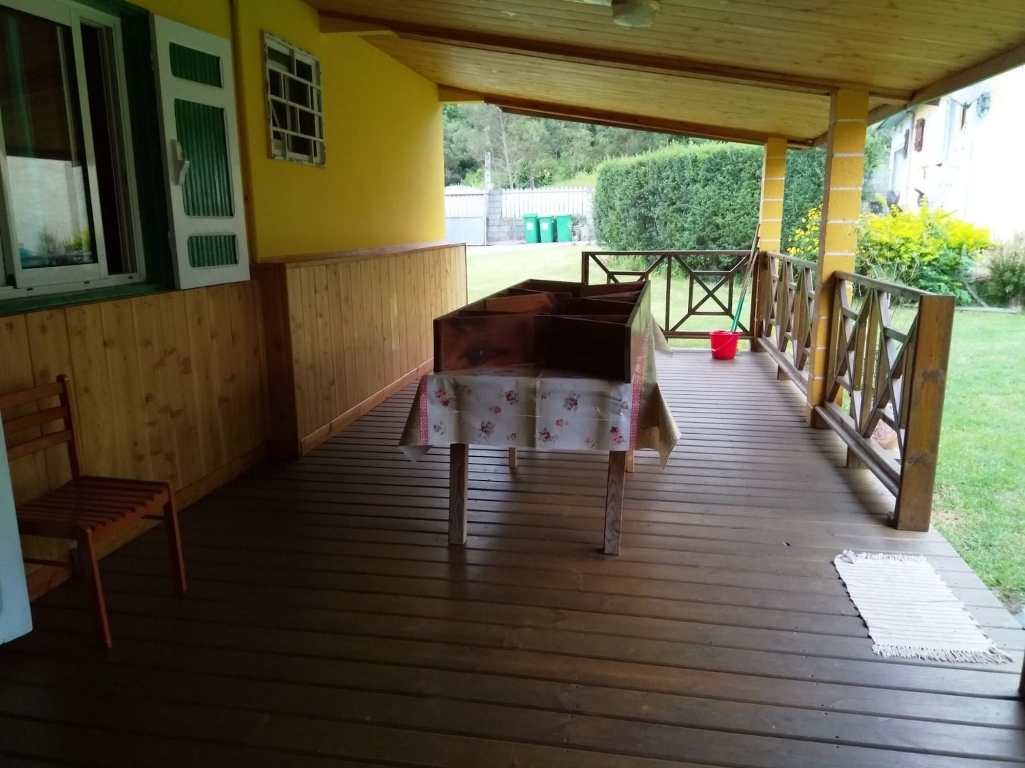 House With 4 Bedrooms in Cilaos, With Wonderful Mountain View, Enclosed Garden and Wifi - 40 km From the Beach, Cilaos