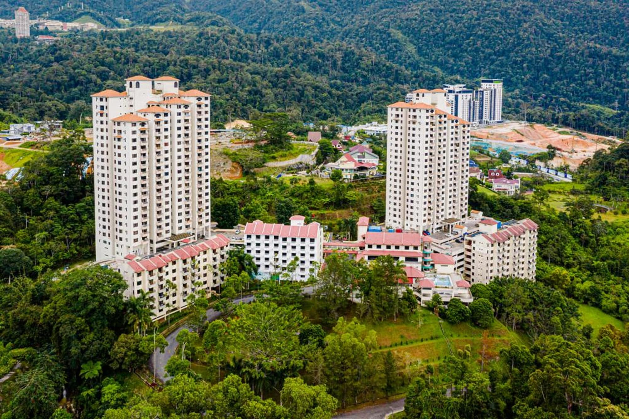 Genting View Resort, Bentong