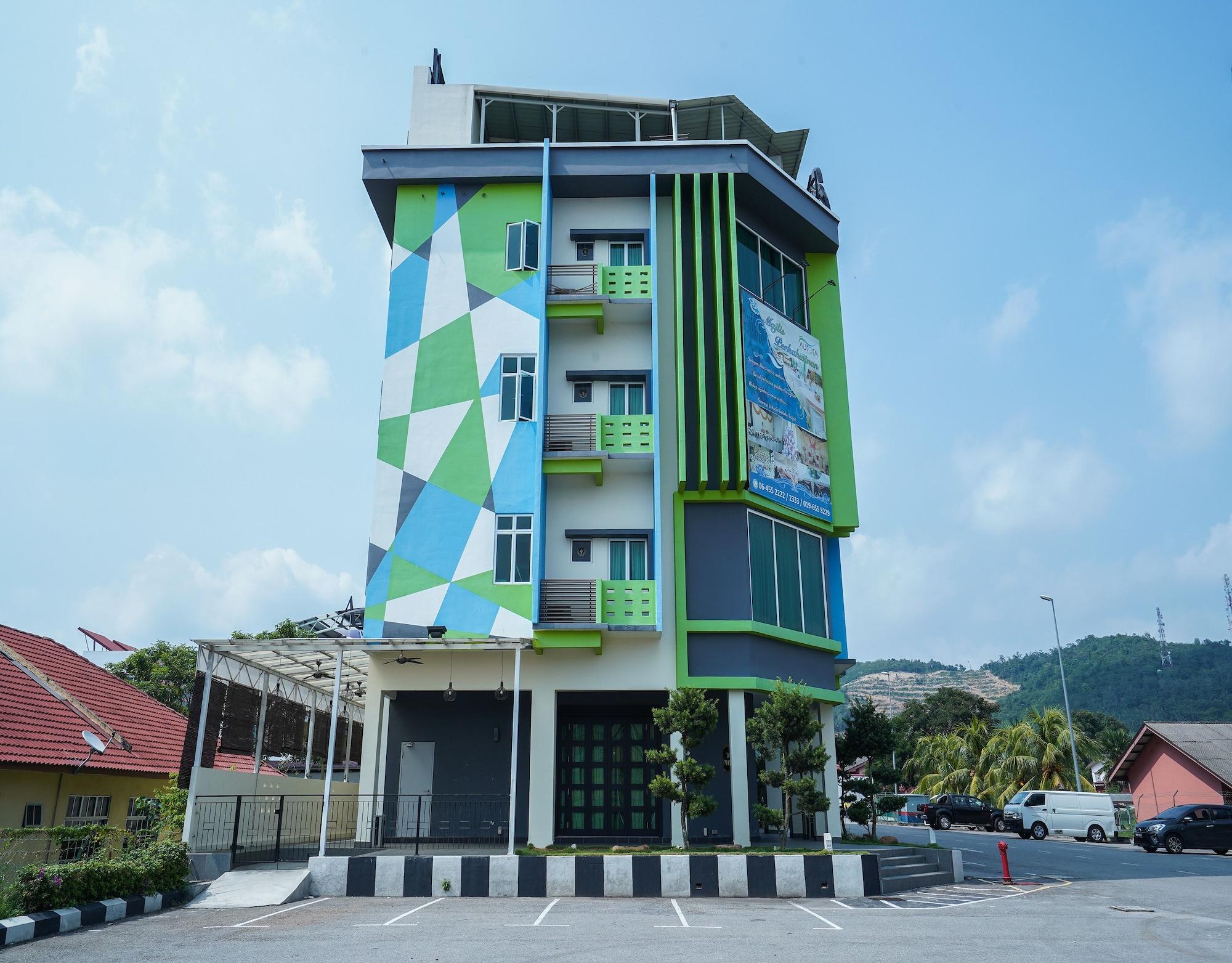Capital O 89350 Aurora Boutique Hotel, Hulu Selangor