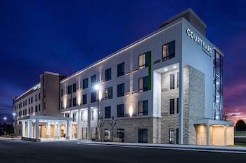 堪薩斯市奧拉西萬豪萬怡飯店 Courtyard by Marriott Kansas City Olathe