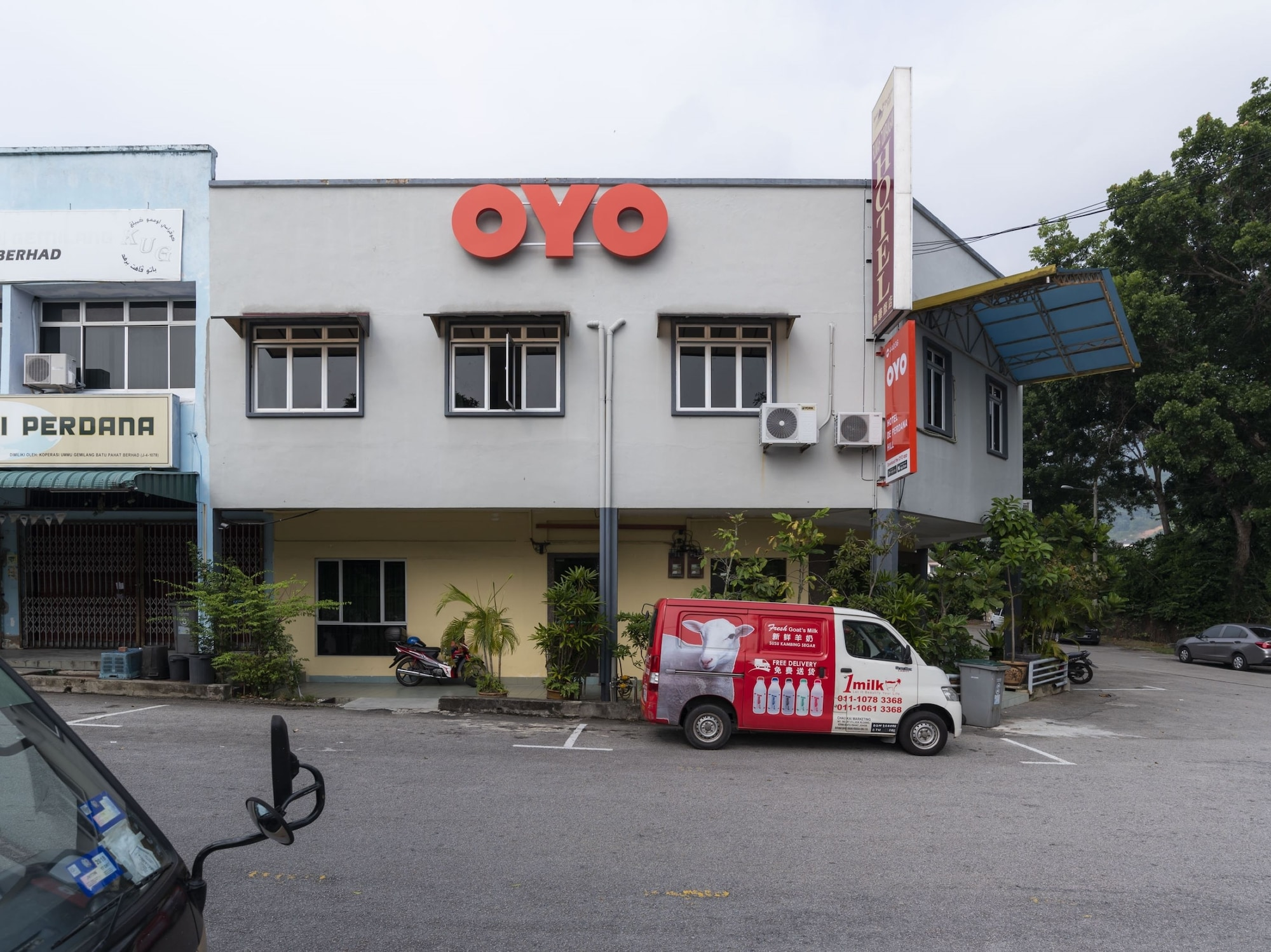 OYO 44036 Hotel De Perdana Hill, Batu Pahat