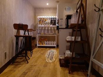 LOFT HOTEL TOKYO #MEGURO Lobby Lounge
