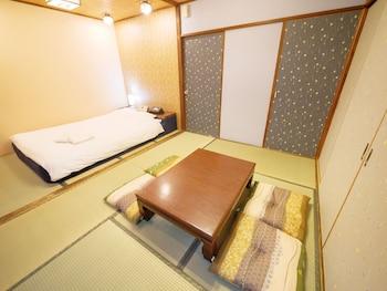 LOFT HOTEL TOKYO #MEGURO Living Area