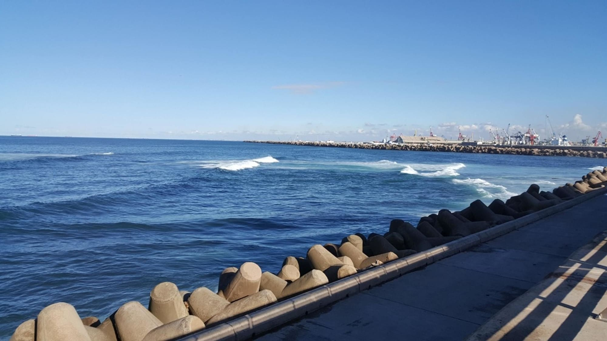 Apartment With one Bedroom in Casablanca, With Wonderful sea View, Enclosed Garden and Wifi - 2 km From the Beach, Casablanca