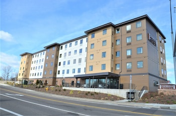 希爾斯伯勒 - 歐雷諾站駐橋套房公寓飯店 - IHG 飯店 Staybridge Suites Hillsboro - Orenco Station, an IHG Hotel