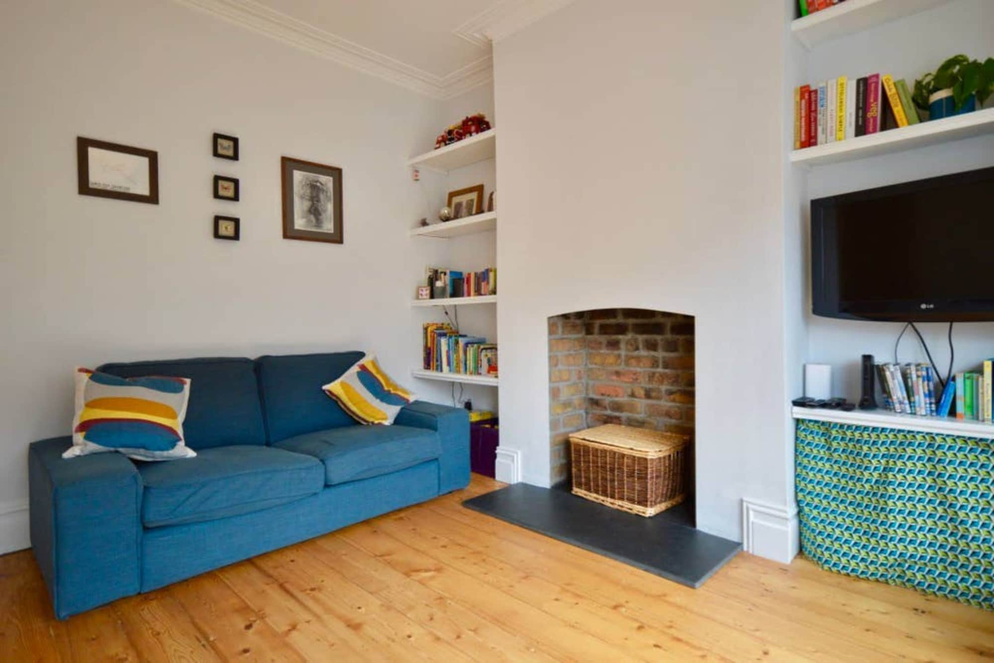 Charming Victorian 3 Bedroom House With Large Garden, Bristol