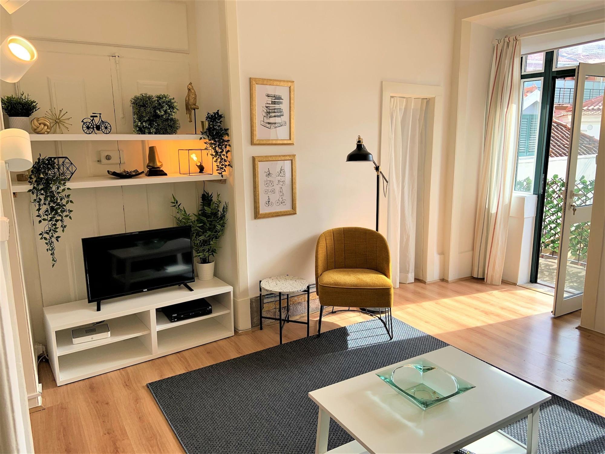 Beautiful flat with Prime Location, Lisboa