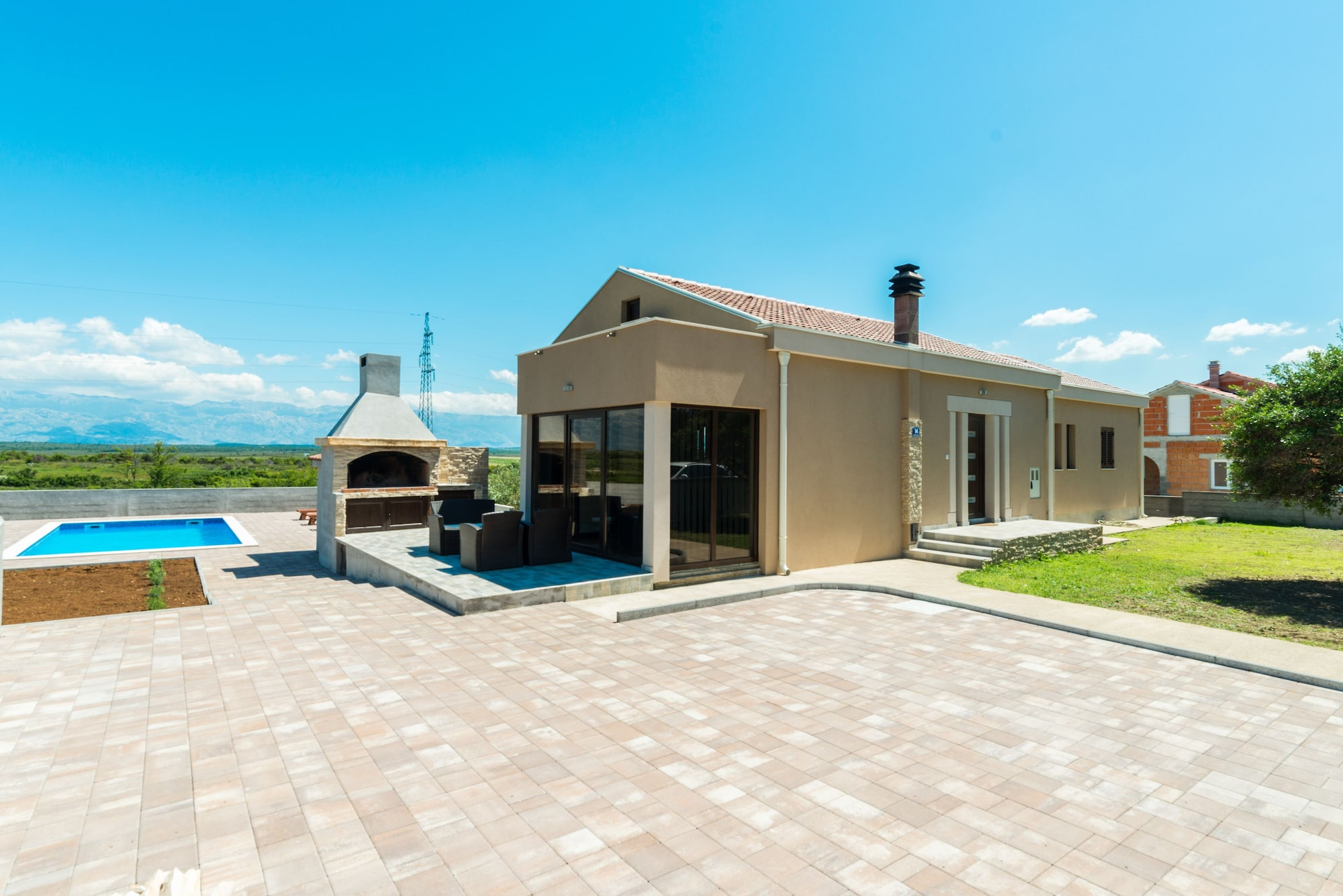Villa Maslina with Private pool, Nin