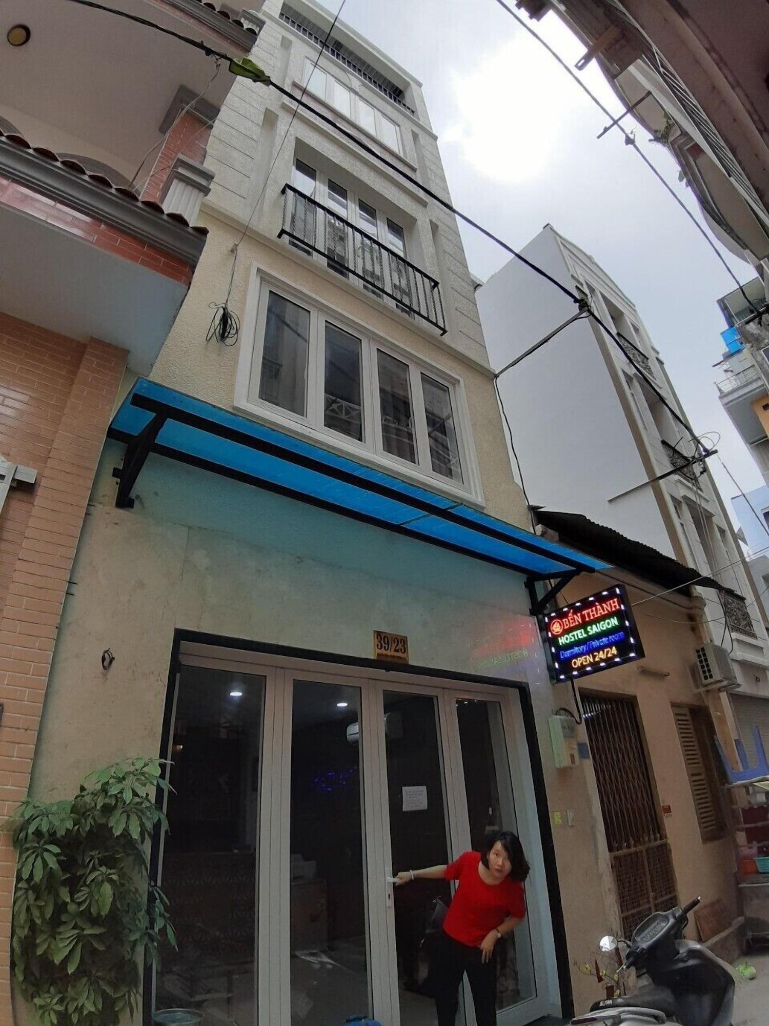 Ben Thanh Hostel, Quận 1