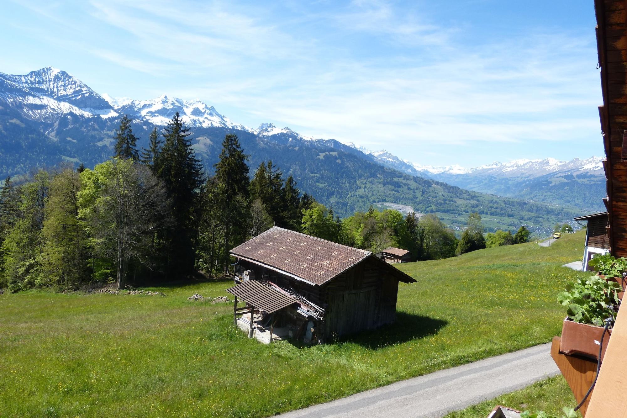 Ferienhaus Wang, Interlaken