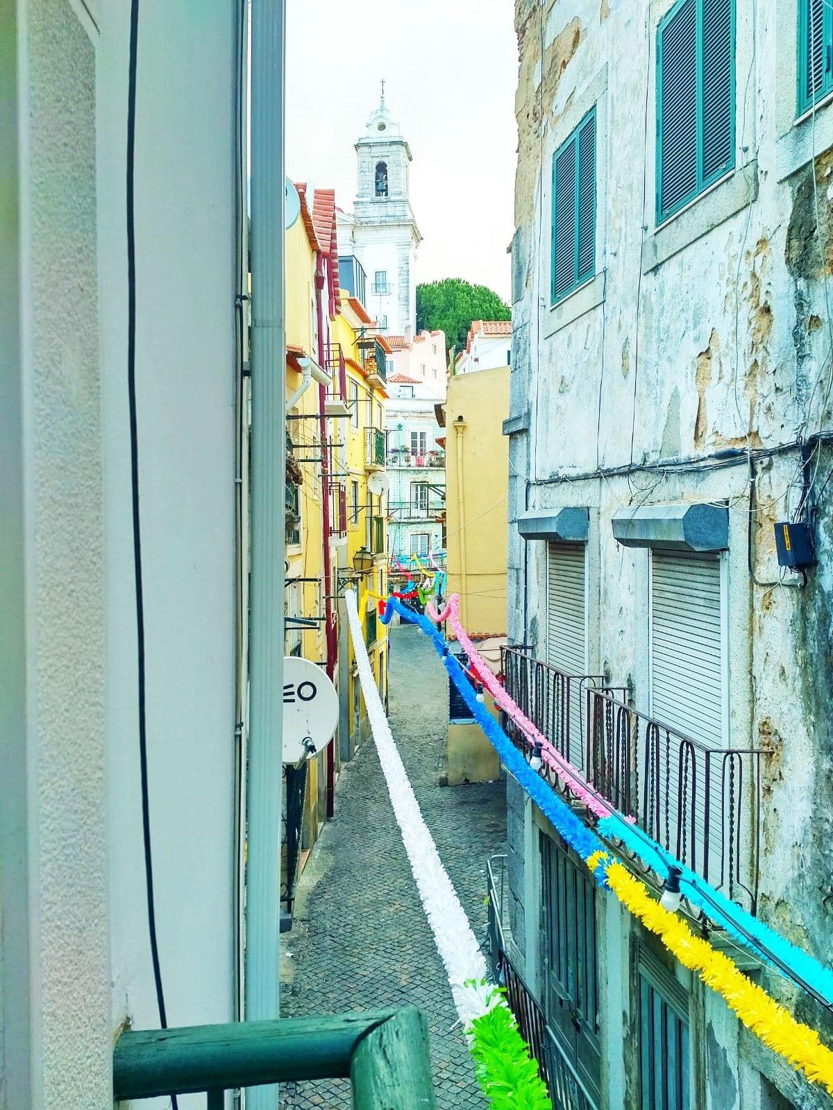 Nomad's Alfama Flats - Typical Street, Lisboa