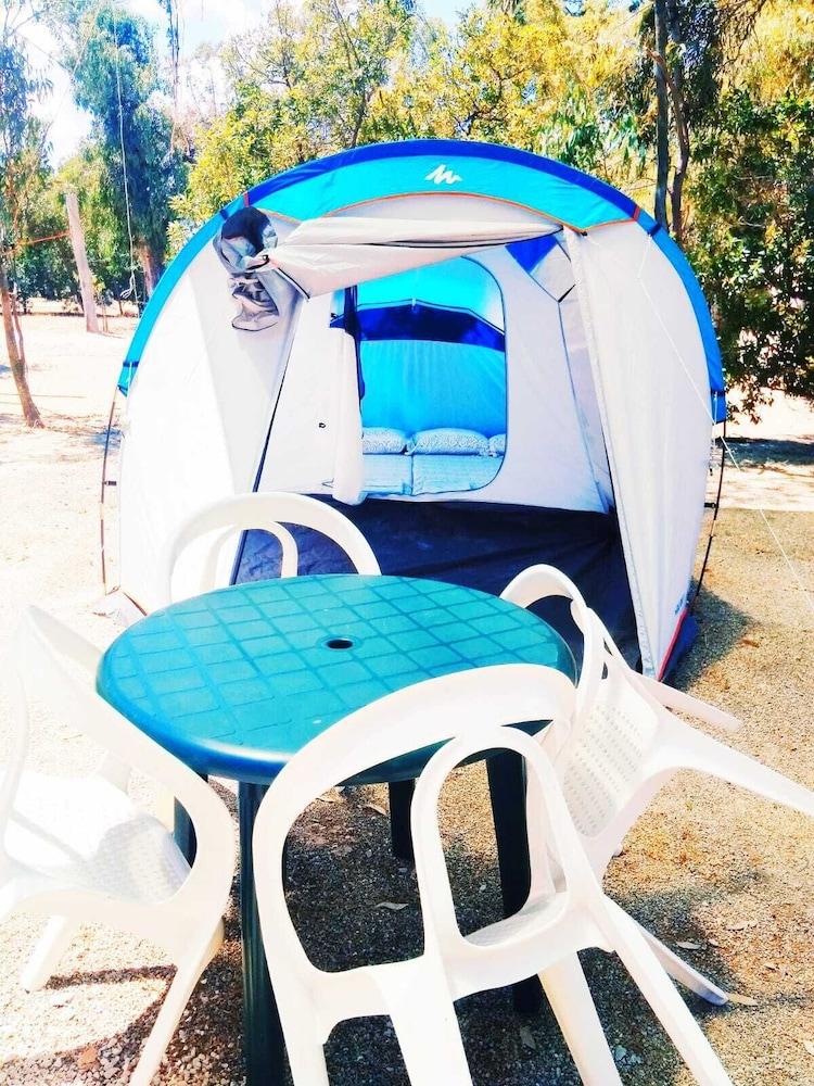 Camping la Naranja