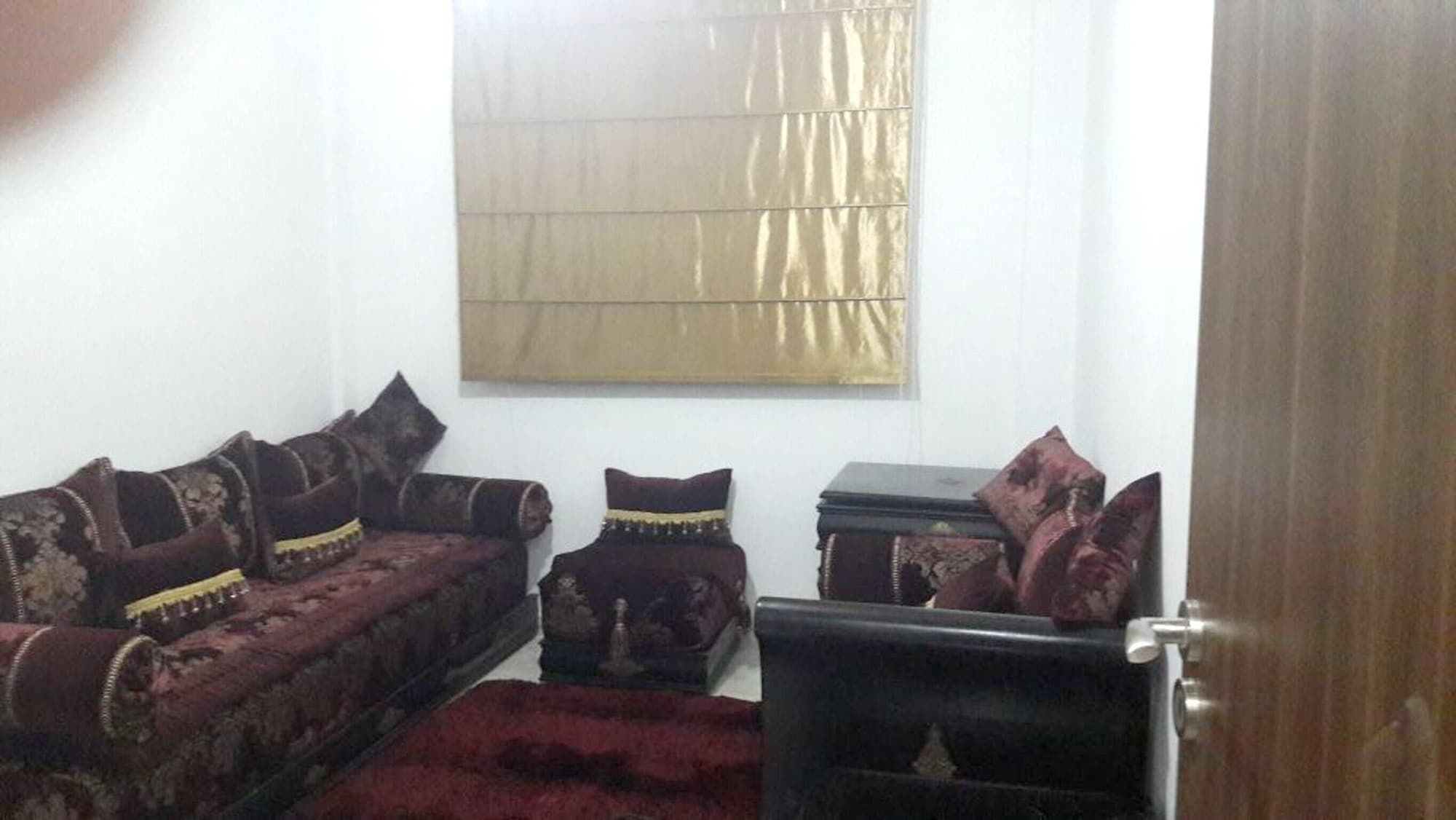 Apartment With one Bedroom in Tetouan, With Wonderful Mountain View and Enclosed Garden - 1 km From the Beach, Tétouan
