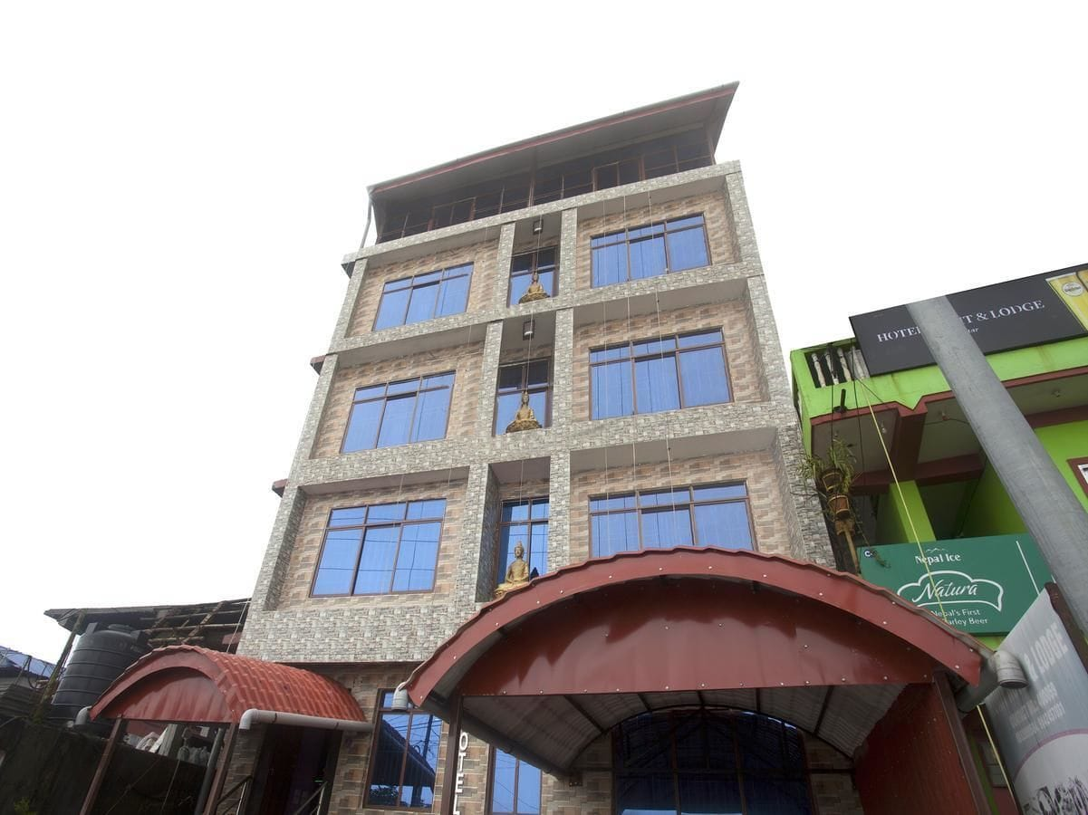 SPOT ON 601 Hotel Buddha Inn, Koshi