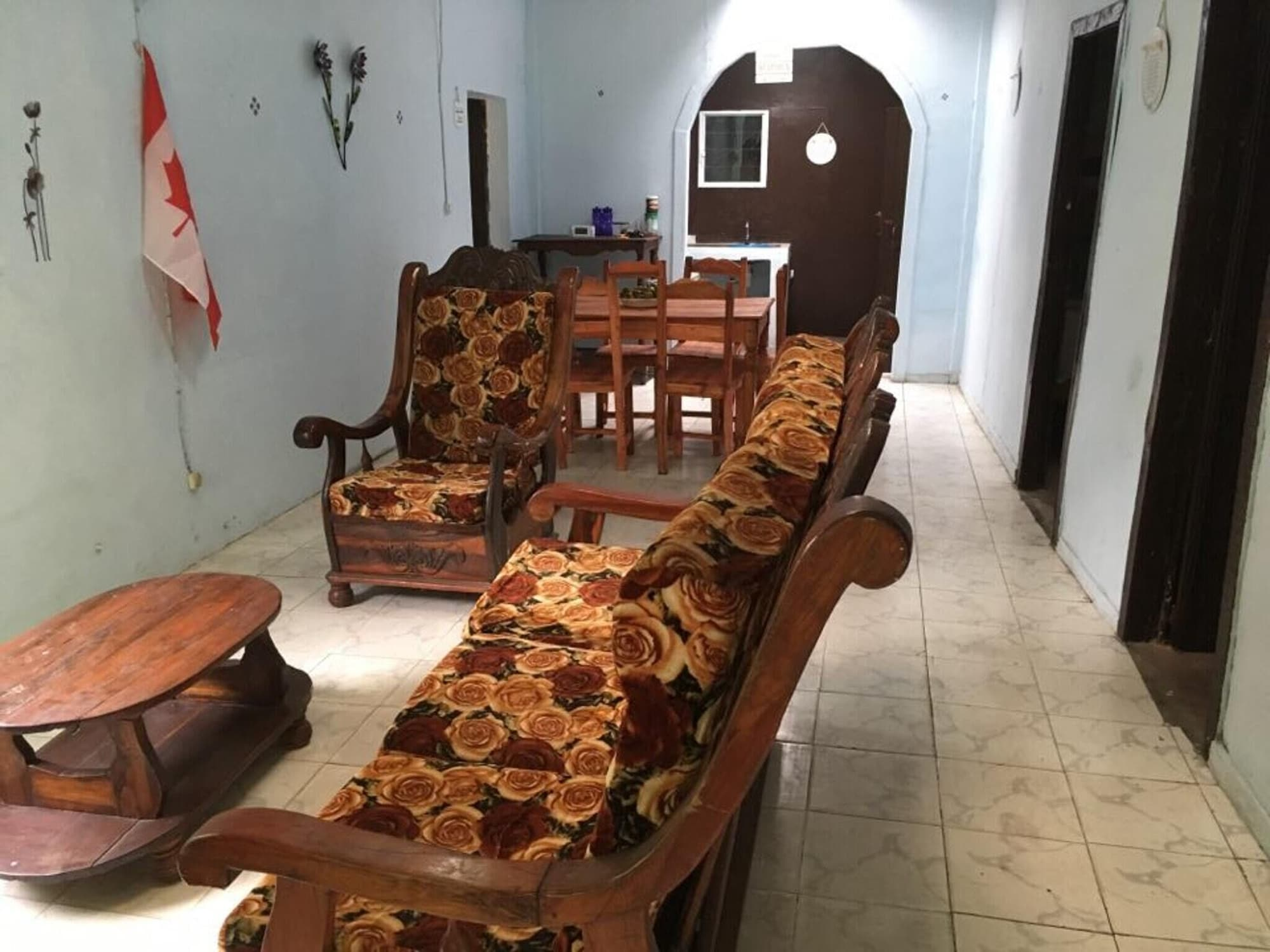 Apartment With 2 Bedrooms in Toamasina, With Terrace - 100 m From the Beach, Atsinanana