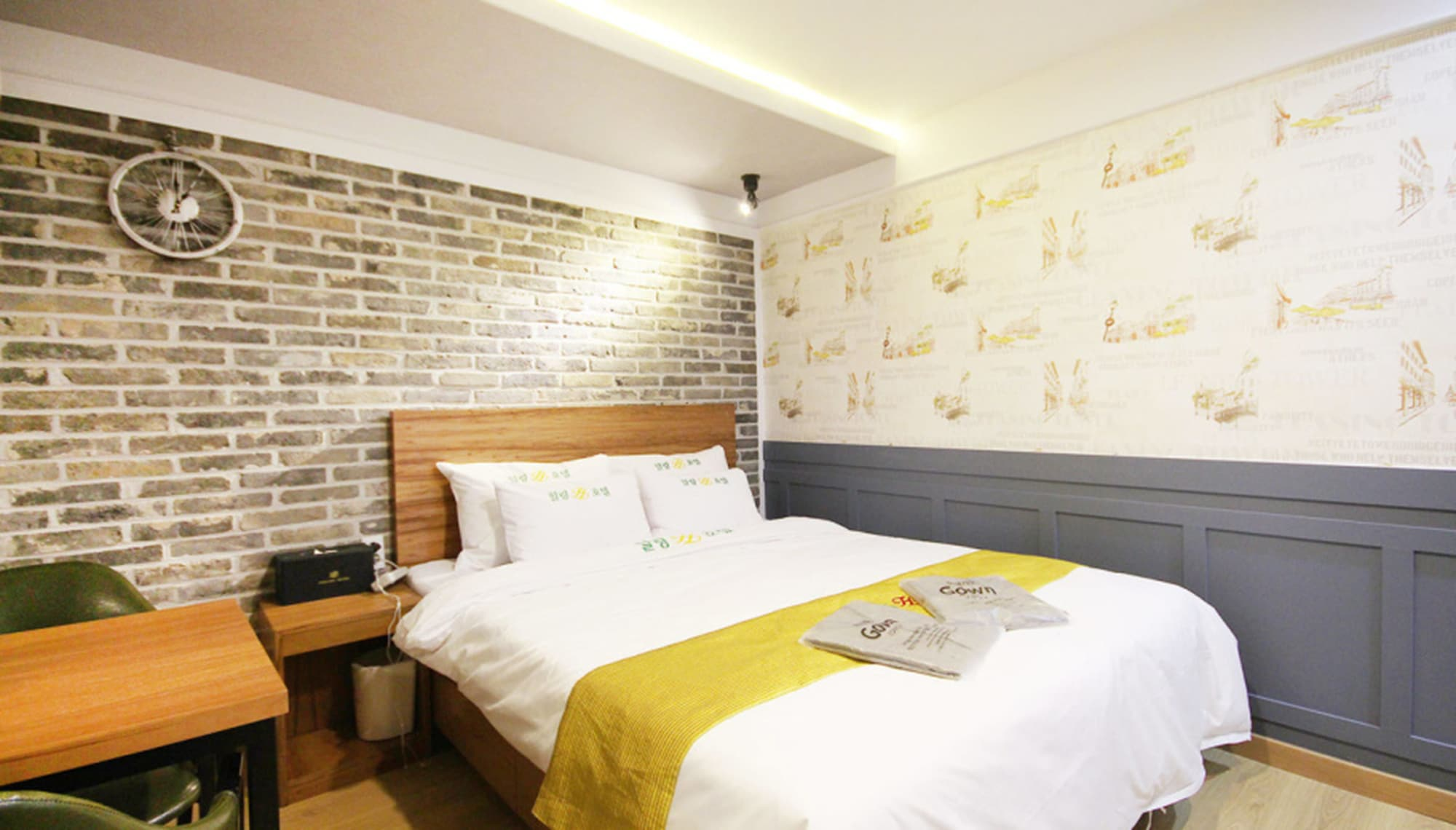 Hotel Healing, Iksan