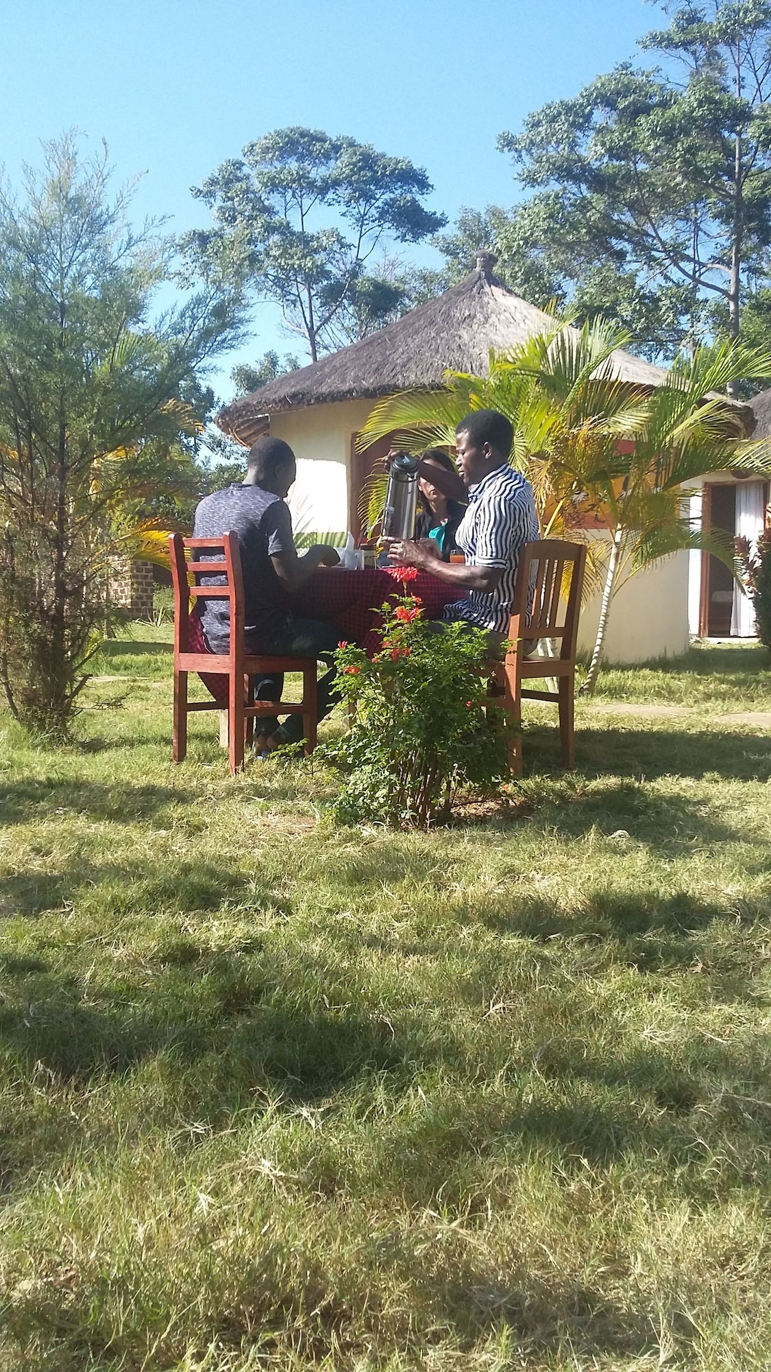 Ukerewe Garden View Bungalow at Bwiru Village Homestay, Ukerewe