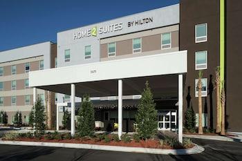 傑克森維爾機場希爾頓惠庭飯店 Home2 Suites by Hilton Jacksonville Airport