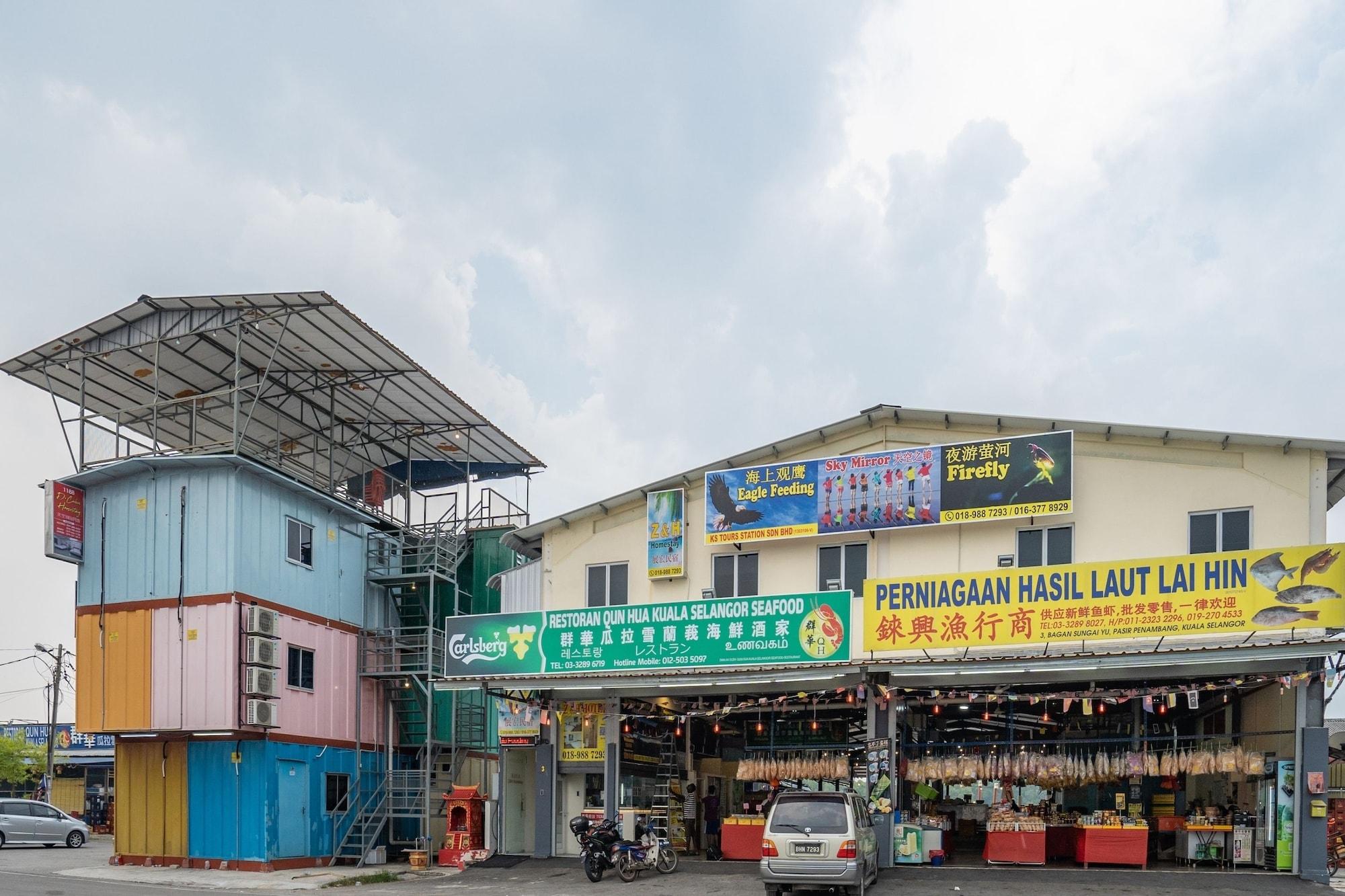 OYO 89410 Z&H Homestay, Kuala Selangor