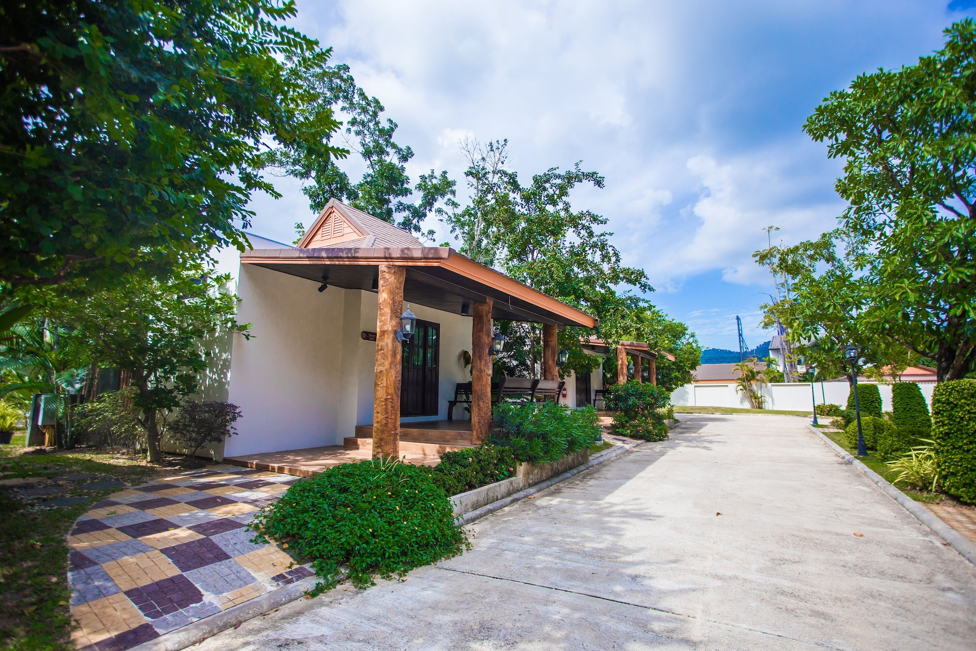 Capital O 370 Nernkhao Resort, Takua Thung
