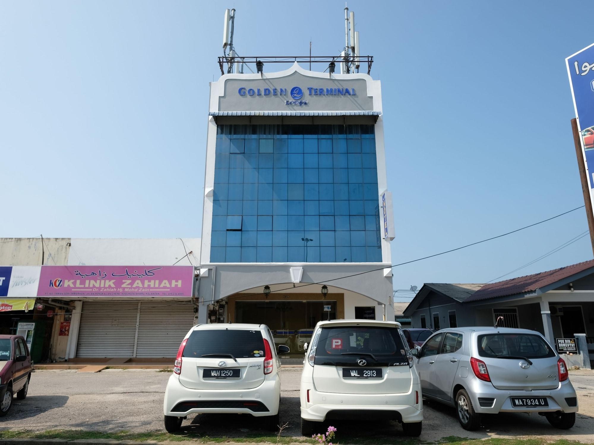 OYO 89352 Golden Terminal Lodge, Kota Bharu