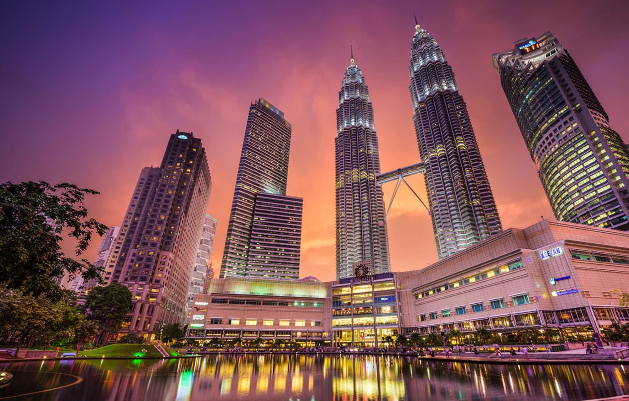 A Best Seri Bukit Ceylon serviced Residences, Kuala Lumpur