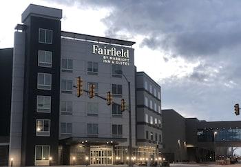 奧克拉荷馬市中心萬豪套房費爾菲爾德飯店 Fairfield Inn & Suites by Marriott Oklahoma City Downtown