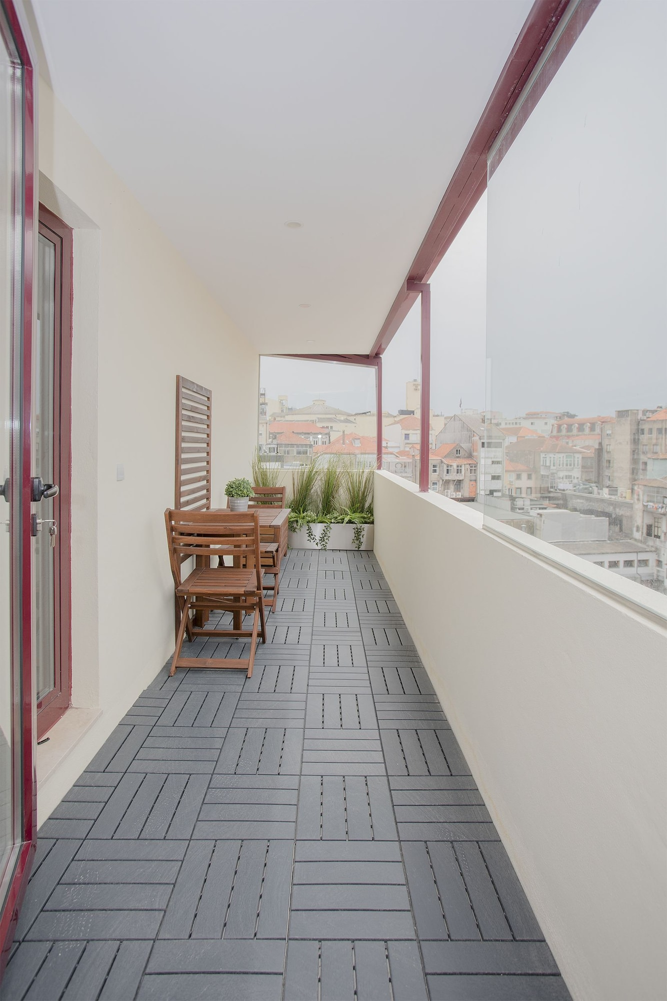 Liiiving - Invictus Bolhão Terrace Apts, Porto
