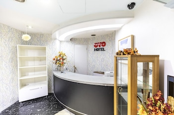OYO 44570 HOTEL PLEASE MIKAGE Reception