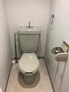 HIROSHIMA HAKUSHIMA-HIGASHI BUILDING Bathroom