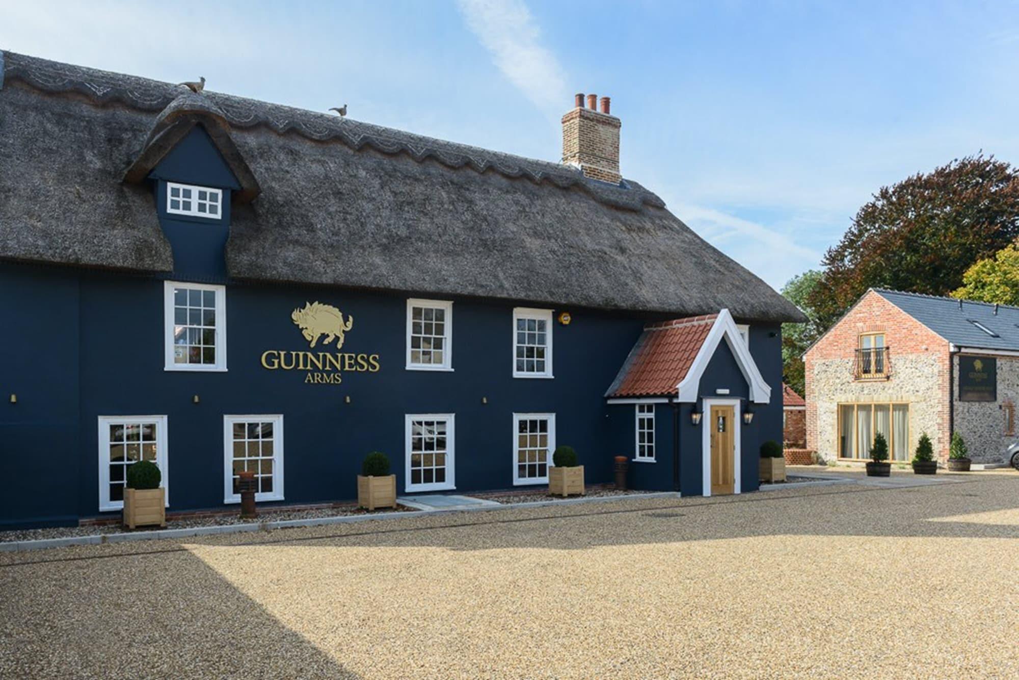 Guinness Arms, Suffolk