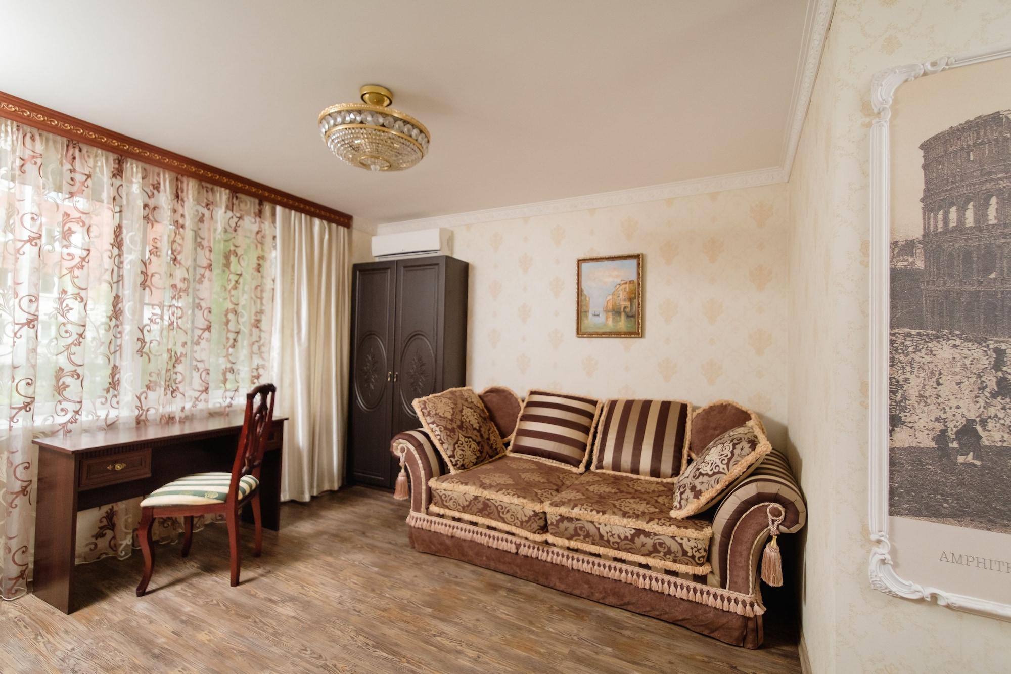Au Rooms, Novokuznetskiy