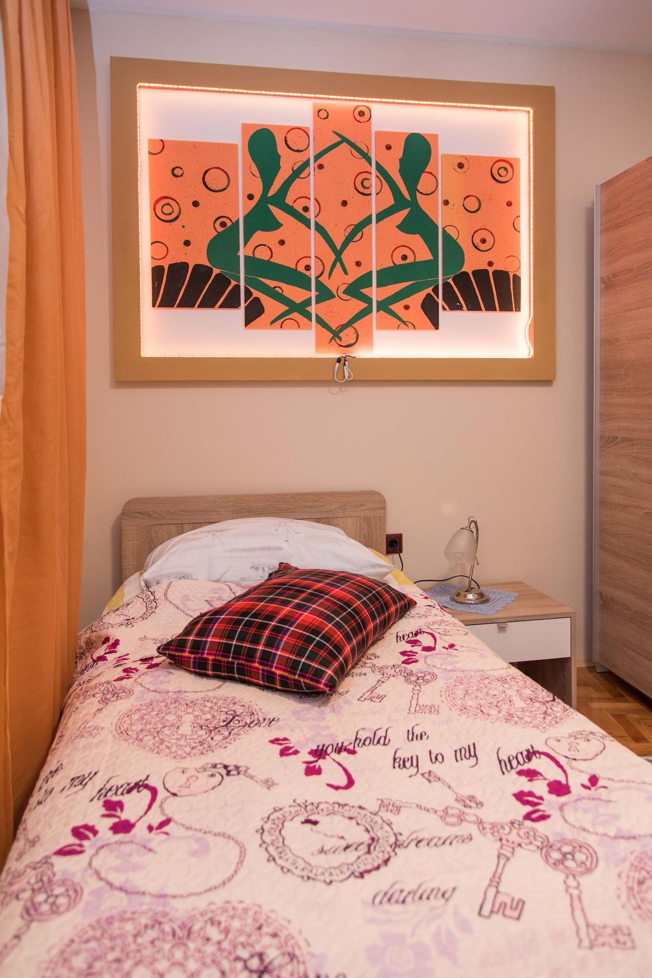 Rooms Vlado, Daruvar