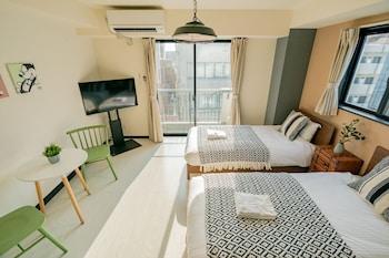 プライベートバケーションルーム(Type2)|Residential Hotel IKIDANE Chibachuo