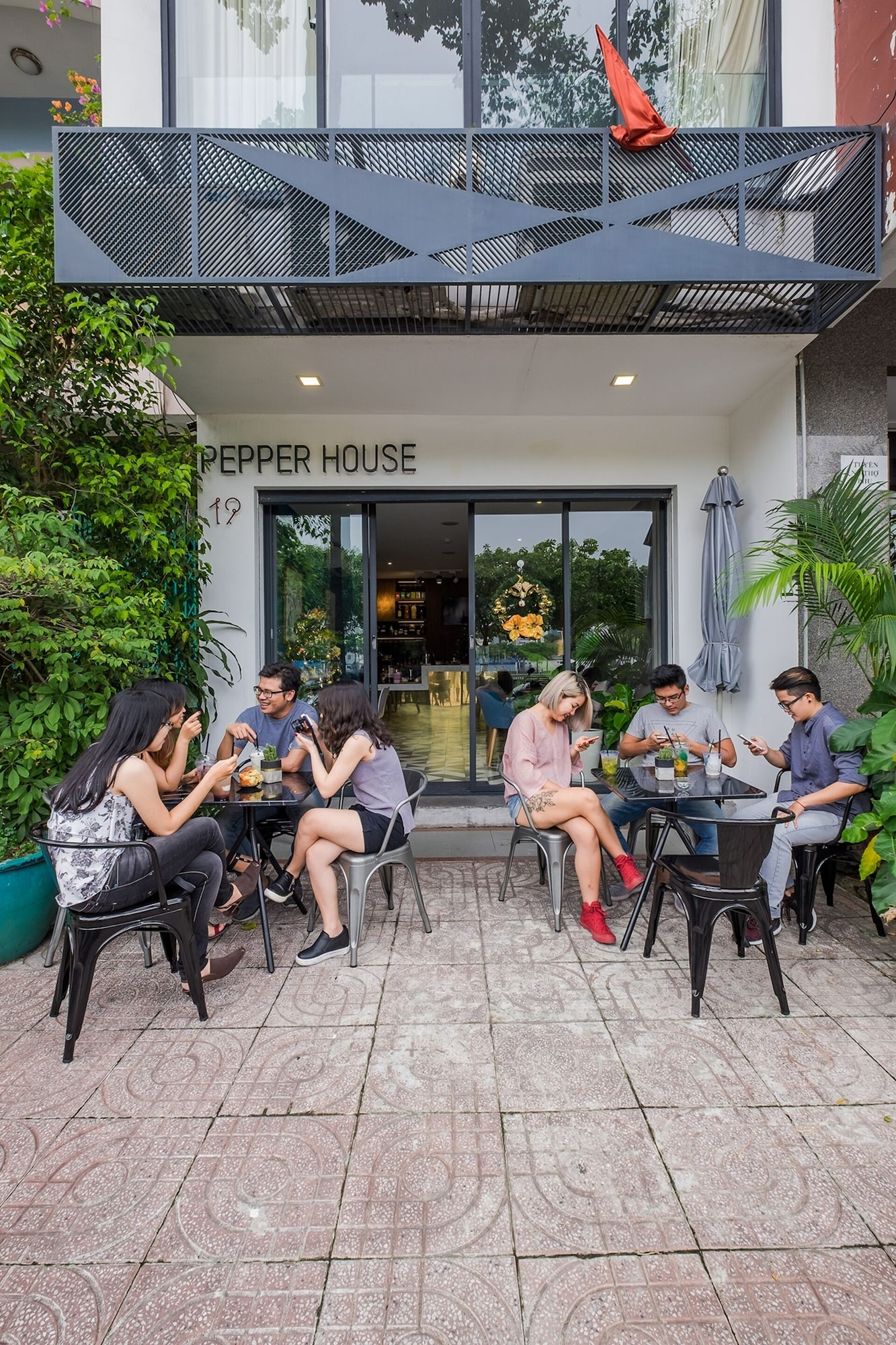 Pepper House Studio Apartment, Quận 1