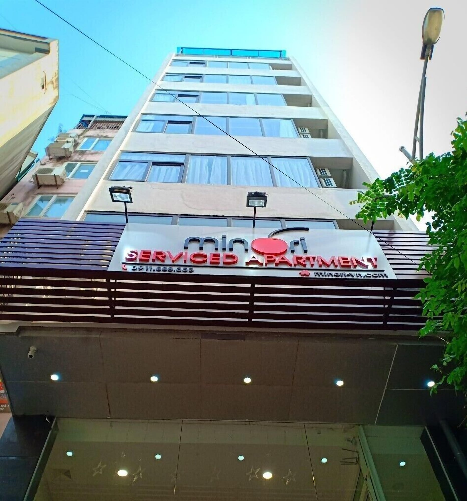 Minori Serviced Apartment, Cầu Giấy