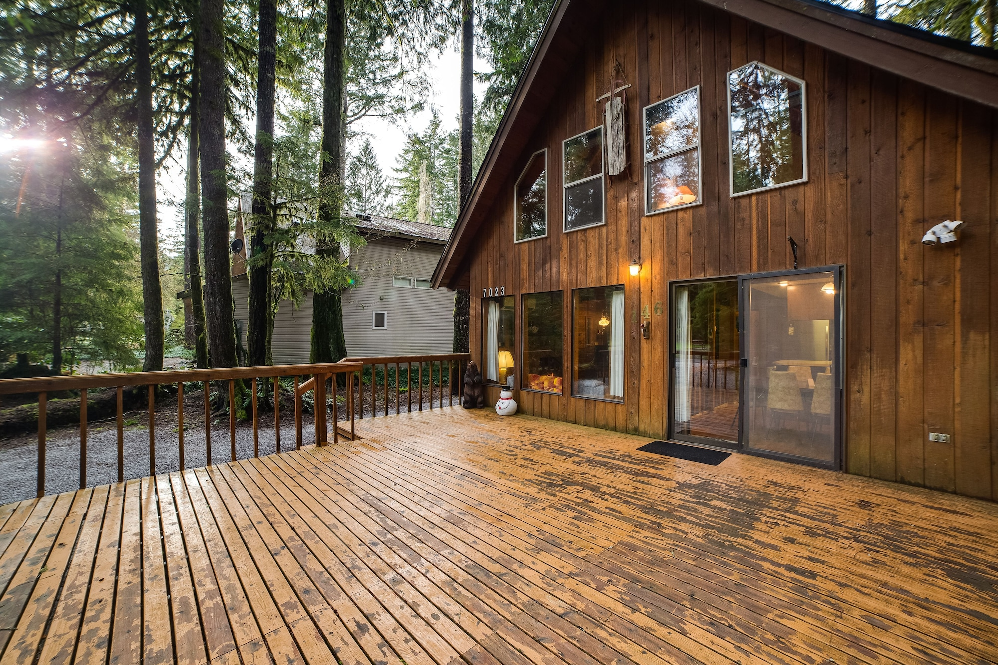 Mt. Baker Lodging Cabin 35 – A/C, Pets OK, Sleeps 6! by MBL, Whatcom