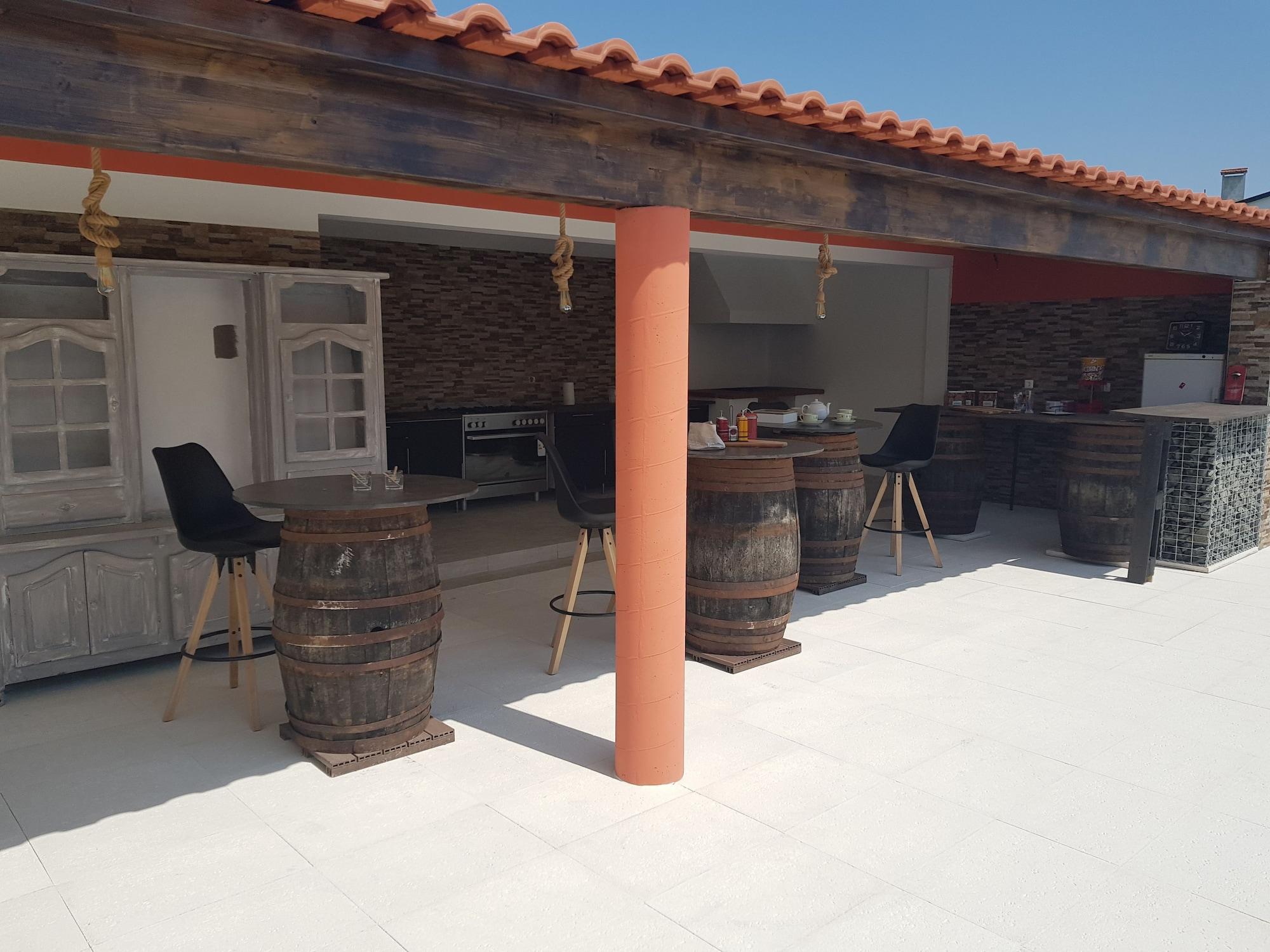 La Casa de Lylou, Figueira da Foz