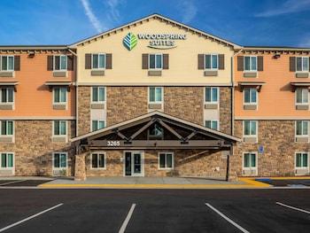 諾科河濱伍德斯普林套房飯店 Woodspring Suites Riverside Norco