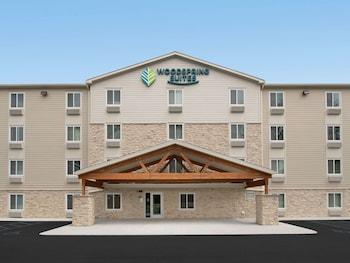 聖貝納迪諾雷德蘭茲伍德斯普林套房飯店 Woodspring Suites Redlands San Bernardino