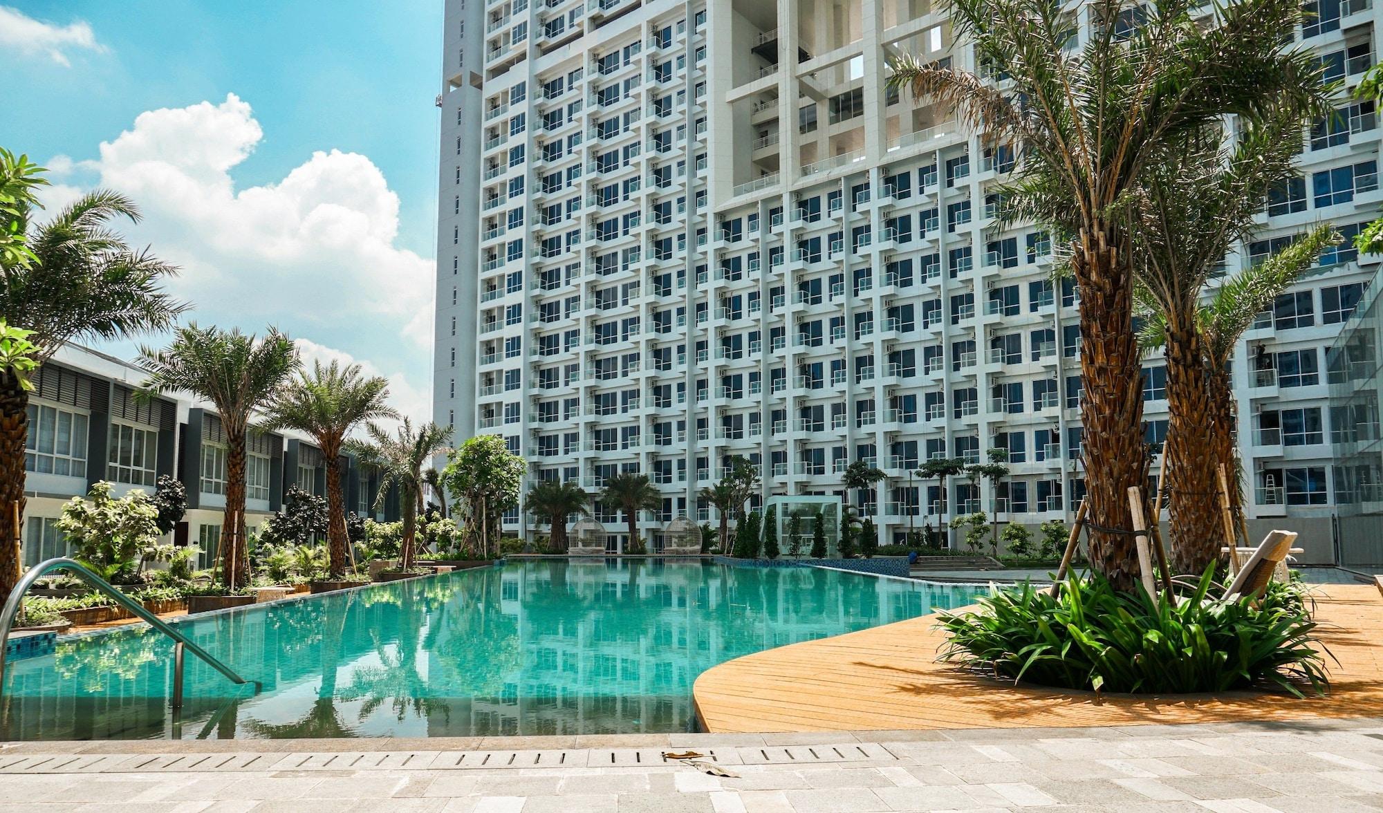Affordable 1BR Puri Mansion Apartment, Jakarta Barat