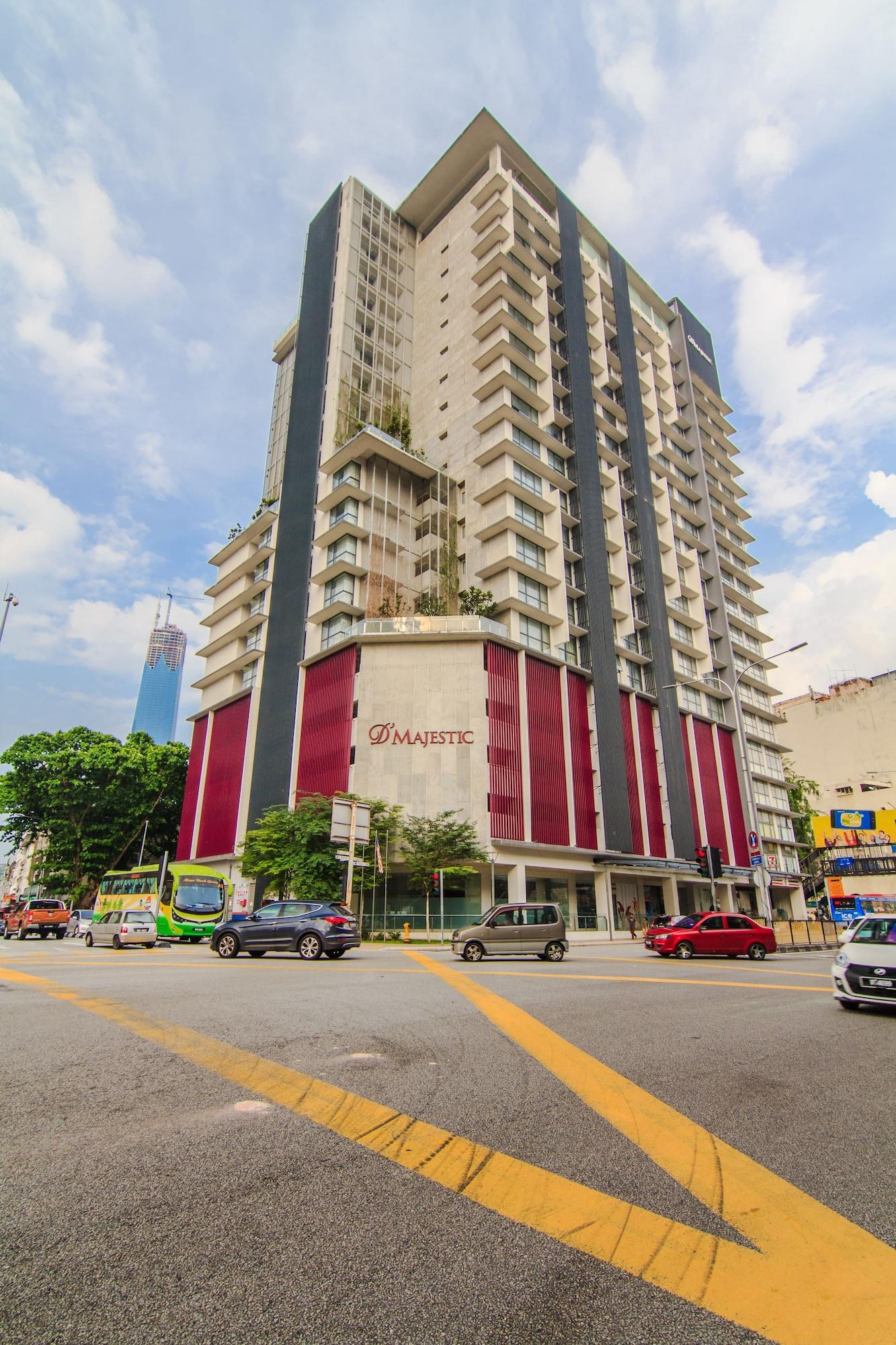 D'majestic Place by Homes Asian 4, Kuala Lumpur