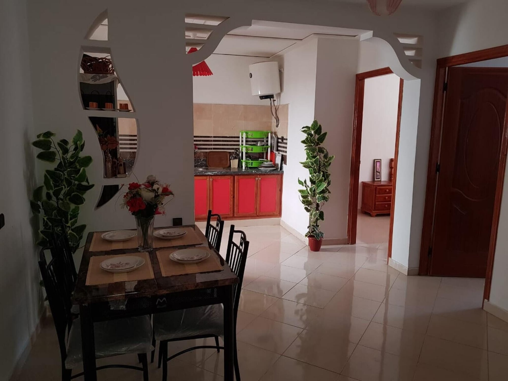 Apartment With 2 Bedrooms in Oujda, Oujda Angad