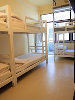 12-Bed Male Dormitory Room