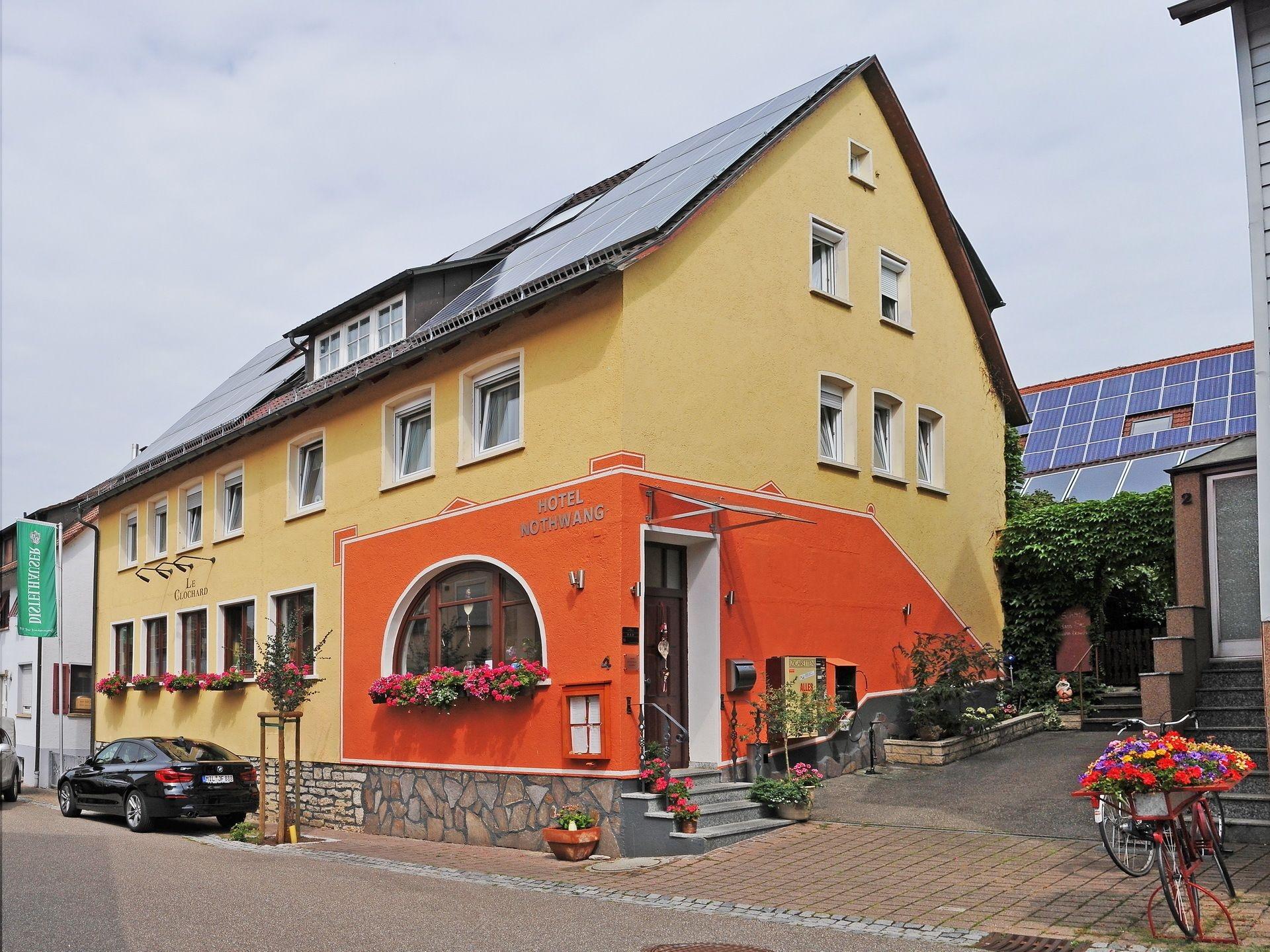 Hotel Nothwang, Hohenlohekreis