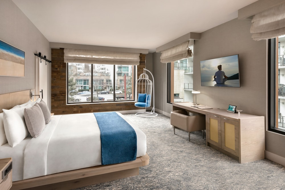 シーサイド ホテル ノース バンクーバー