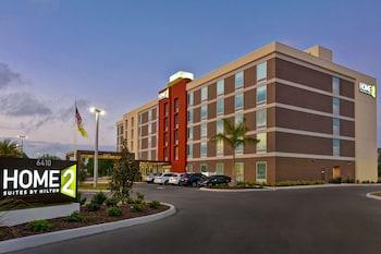 佛羅里達蜜蜂嶺薩拉索塔 I-75 惠庭套房飯店 Home2 Suites Sarasota I-75 Bee Ridge, FL